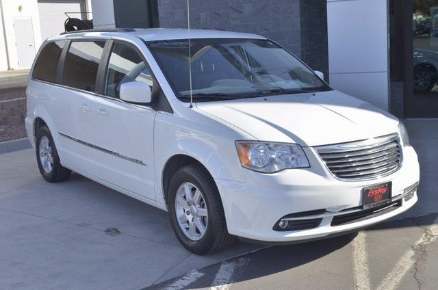 2012 chrysler town and country touring touring 4dr mini van for sale in saint george utah. Black Bedroom Furniture Sets. Home Design Ideas
