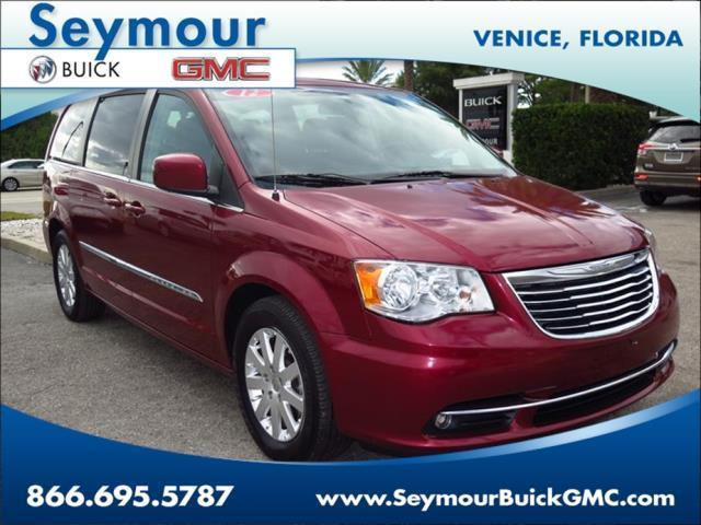 2012 chrysler town and country touring touring 4dr mini van for sale in venice florida. Black Bedroom Furniture Sets. Home Design Ideas