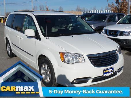 2012 chrysler town and country touring touring 4dr mini van for sale in saint peters missouri. Black Bedroom Furniture Sets. Home Design Ideas
