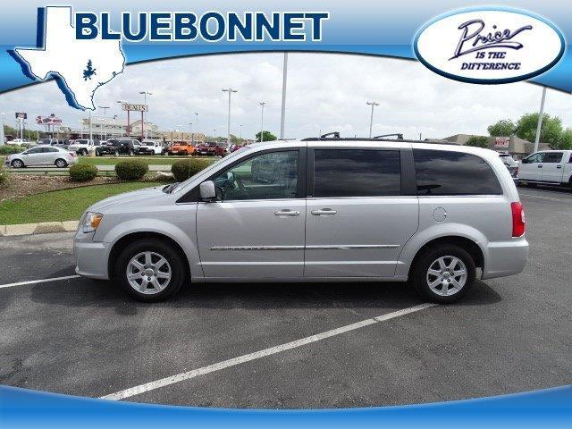 2012 chrysler town and country touring touring 4dr mini van for sale in canyon lake texas. Black Bedroom Furniture Sets. Home Design Ideas