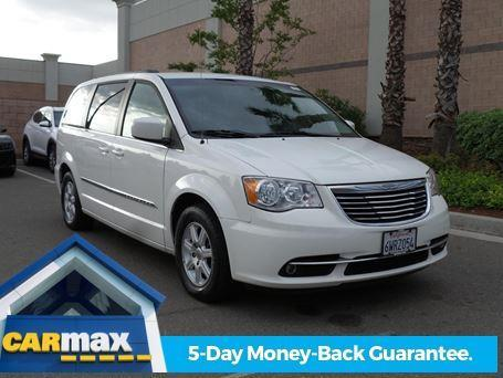 2012 chrysler town and country touring touring 4dr mini van for sale in fresno california. Black Bedroom Furniture Sets. Home Design Ideas