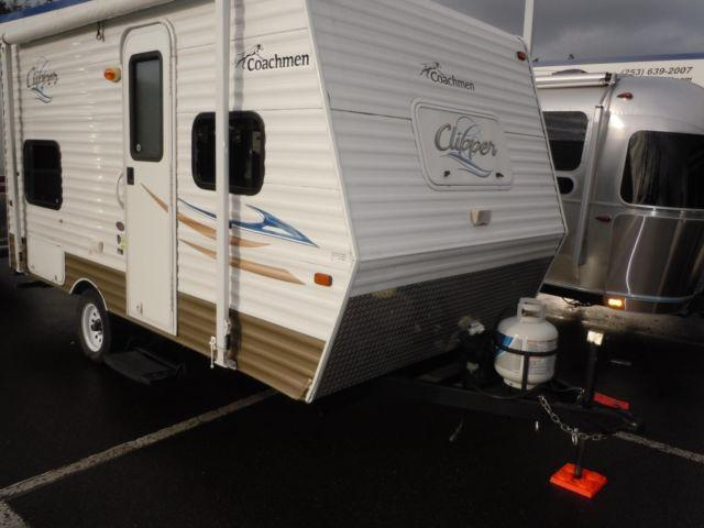 2012 Coachmen 16B Clipper Bunk