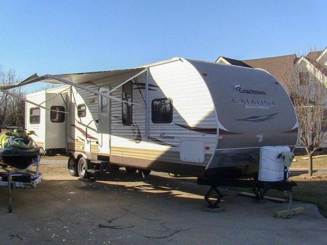 2012 Coachmen Catalina 33res Travel Trailer Louisville Ky