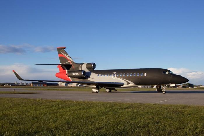2012 Dassault Falcon 7X For Sale Price On Request
