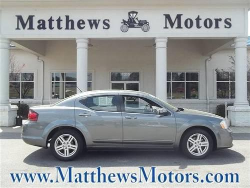 2012 Dodge Avenger 4dr Car Sxt For Sale In Archers Lodge