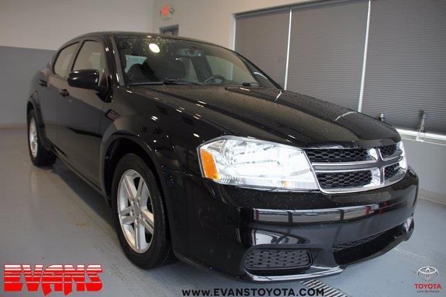 2012 Dodge Avenger Sxt Sxt 4dr Sedan For Sale In Fort