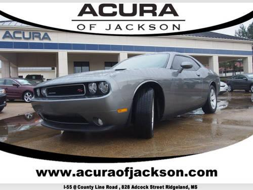 2012 Dodge Challenger 2 Dr Coupe R T For Sale In Ridgeland