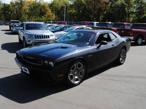 2012 dodge challenger 2 dr coupe r t plus for sale in port jervis new york classified. Black Bedroom Furniture Sets. Home Design Ideas