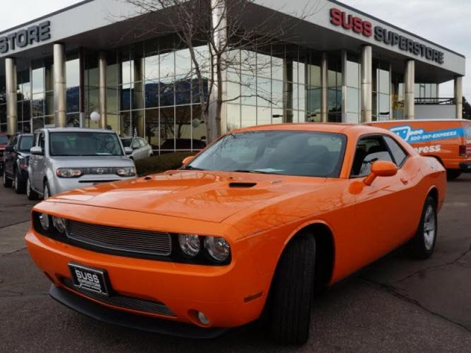 2012 dodge challenger 2dr cpe r t classic for sale in. Black Bedroom Furniture Sets. Home Design Ideas