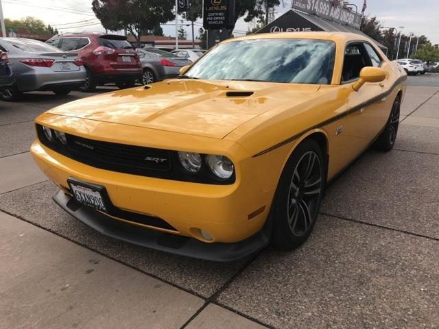 2012 Dodge Challenger SRT8 392 SRT8 392 2dr Coupe
