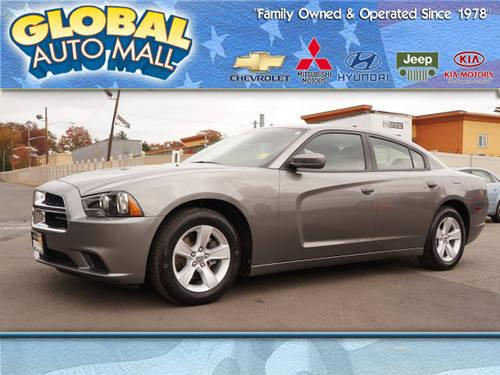 2012 dodge charger 4 dr sedan se for sale in muhlenberg new jersey classified. Black Bedroom Furniture Sets. Home Design Ideas
