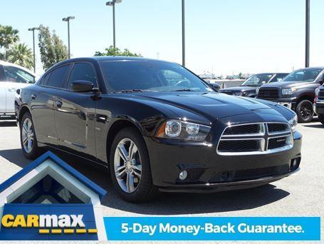 2012 Dodge Charger R/T AWD R/T 4dr Sedan
