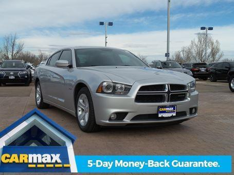 2012 Dodge Charger R/T Plus R/T Plus 4dr Sedan