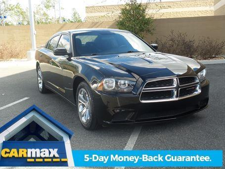 2012 Dodge Charger SE SE 4dr Sedan
