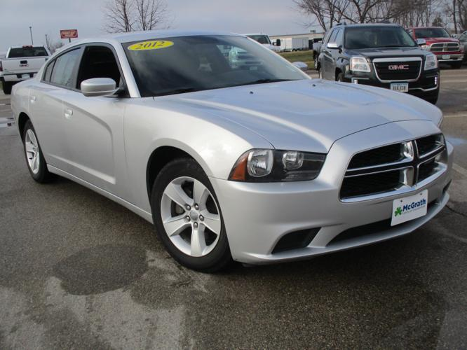 2012 dodge charger se se 4dr sedan for sale in dubuque iowa classified. Black Bedroom Furniture Sets. Home Design Ideas