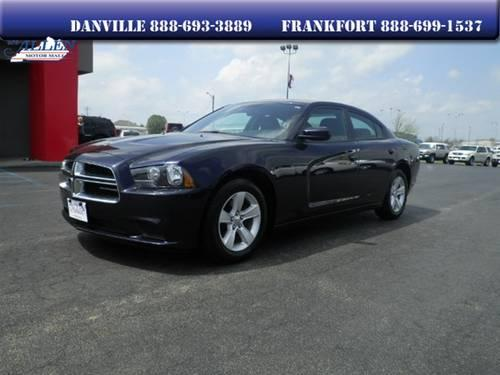 2012 dodge charger sedan se for sale in danville kentucky classified. Cars Review. Best American Auto & Cars Review