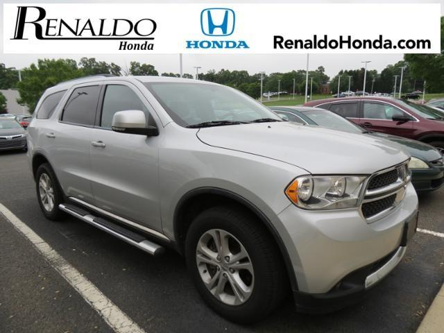 2012 dodge durango crew awd crew 4dr suv for sale in shelby north carolina classified. Black Bedroom Furniture Sets. Home Design Ideas