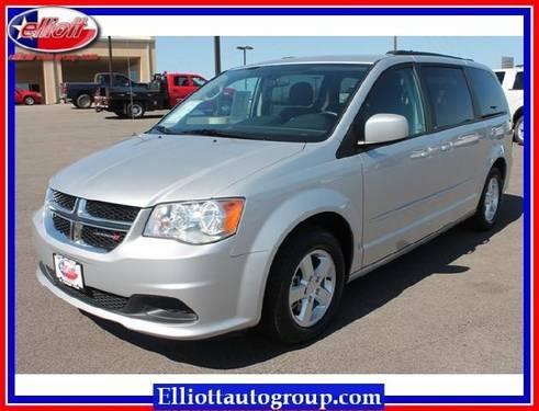 2012 dodge grand caravan minivan van 4dr wgn sxt for sale for Elliott motors mt pleasant tx