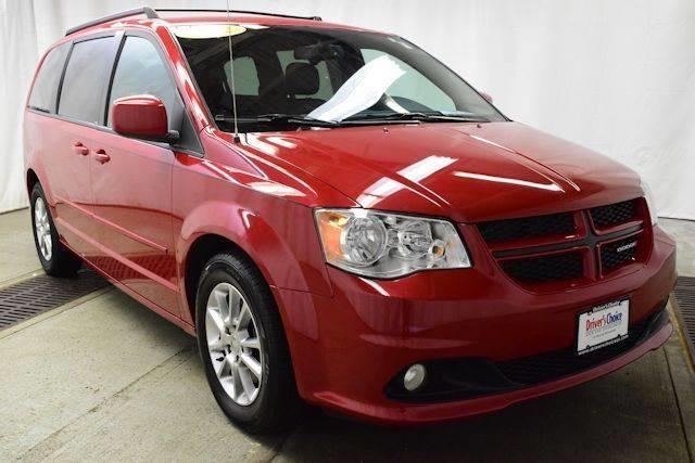2012 Dodge Grand Caravan R/T R/T 4dr Mini-Van
