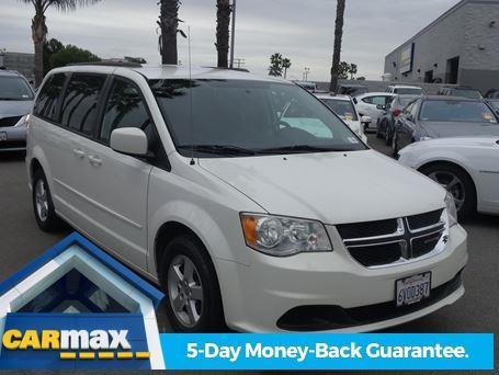 2012 Dodge Grand Caravan SXT SXT 4dr Mini-Van