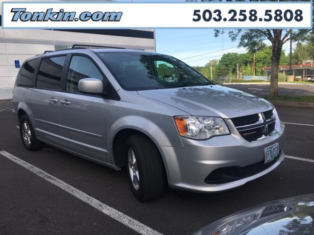 2012 dodge grand caravan sxt sxt 4dr mini van for sale in gladstone oregon classified. Black Bedroom Furniture Sets. Home Design Ideas