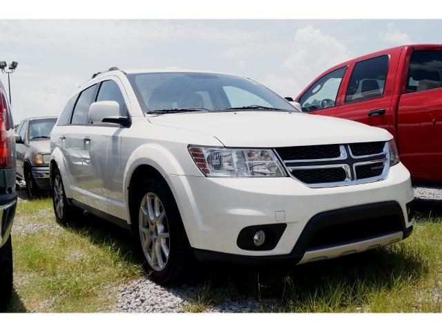 2012 Dodge Journey Crew AWD Crew 4dr SUV