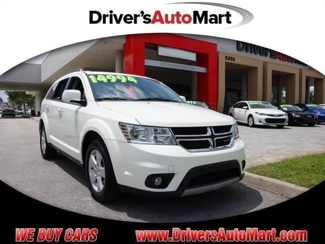 2012 dodge journey sxt for sale in cooper city florida classified. Black Bedroom Furniture Sets. Home Design Ideas