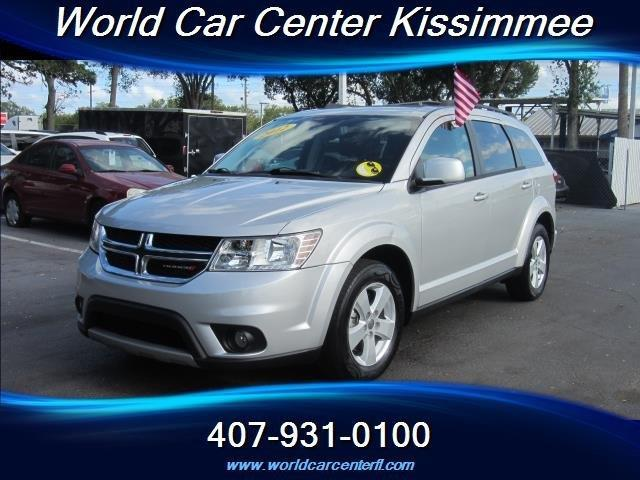 2012 Dodge Journey SXT SXT 4dr SUV