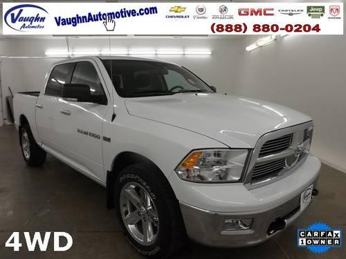 2012 Dodge Ram 1500 4D Crew Cab SLT for Sale in ...