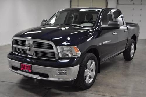 2012 dodge ram 1500 truck 4x4 big horn crew cab for sale for Dave smith motors locations