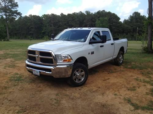 2012 dodge ram 2500 crew cab 4x4 for sale in longview texas classified. Black Bedroom Furniture Sets. Home Design Ideas