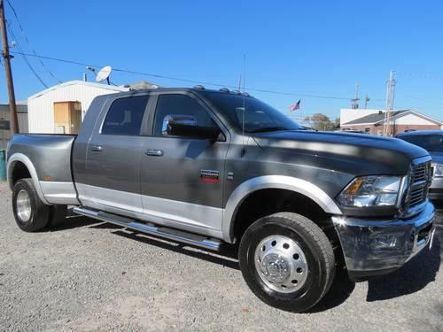2012 dodge ram 3500 laramie hd crew diesel dually 4x4 for sale in bosco louisiana classified. Black Bedroom Furniture Sets. Home Design Ideas