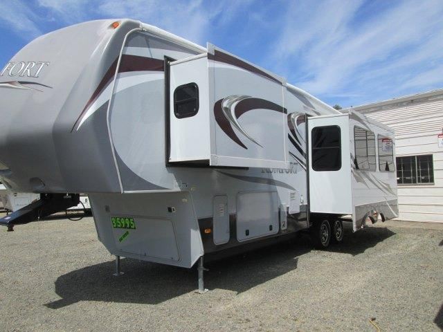 2012 Dutchmen Komfort Luxury 5th Wheel Sale Pending For