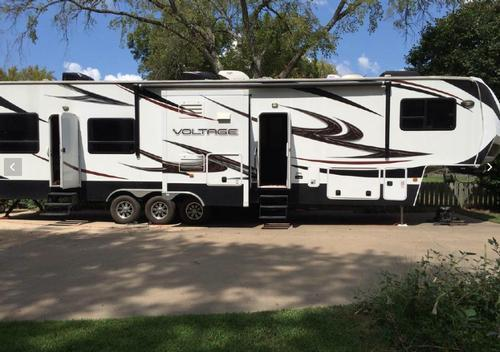 2012 dutchmen voltage 3905 for sale in tyler texas for American homes tyler tx