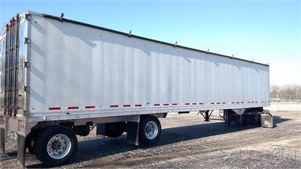 2012 EBY Walking Floor Trailer For Sale in Goshen,