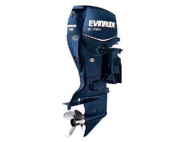 2012 Evinrude E75DPL