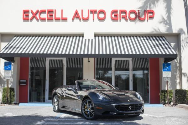 2012 Ferrari California Base 2dr Convertible
