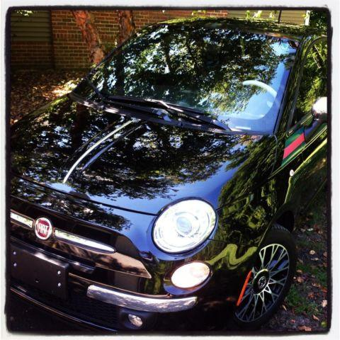 2012 fiat 500 limited edition gucci rare for sale in. Black Bedroom Furniture Sets. Home Design Ideas