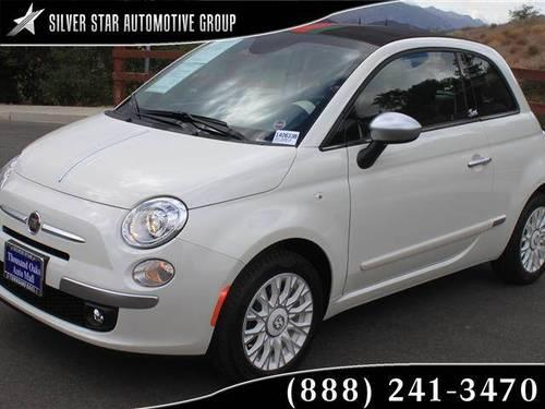 2012 fiat 500c convertible gucci edition for sale in van. Black Bedroom Furniture Sets. Home Design Ideas