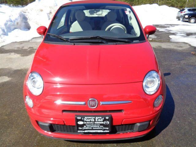 2012 fiat 500c pop for sale in lunenburg massachusetts classified. Black Bedroom Furniture Sets. Home Design Ideas