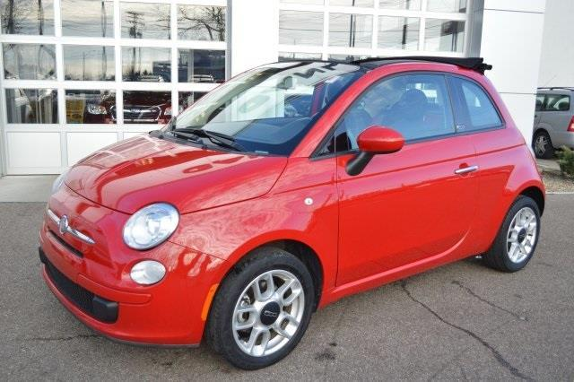 2012 fiat 500c pop pop 2dr convertible for sale in orange village ohio classified. Black Bedroom Furniture Sets. Home Design Ideas