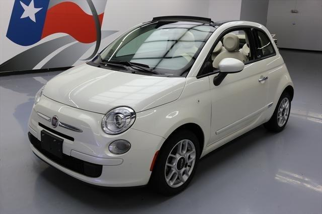 2012 fiat 500c pop pop 2dr convertible for sale in houston texas classified. Black Bedroom Furniture Sets. Home Design Ideas