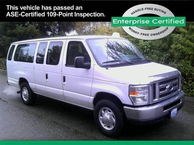 2012 ford e350 econoline pass van 15 passenger 15 passenger for sale in seattle washington. Black Bedroom Furniture Sets. Home Design Ideas
