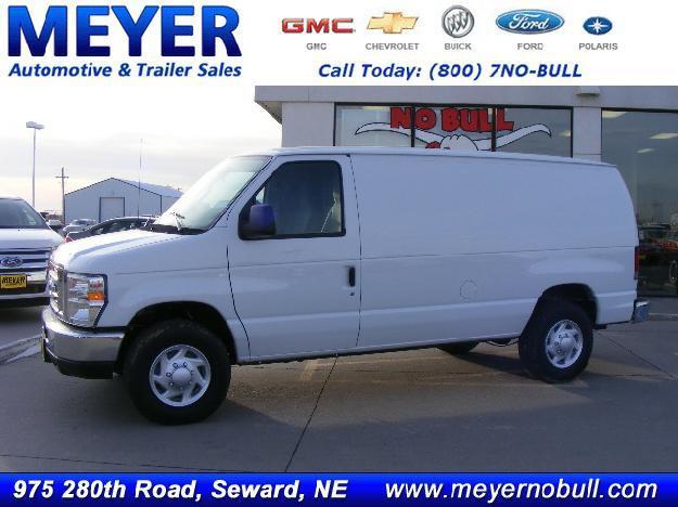 2012 ford econoline cargo van commercial for sale in auburn nebraska classified. Black Bedroom Furniture Sets. Home Design Ideas