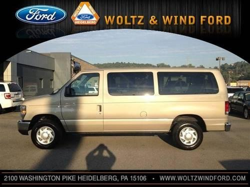 2012 ford passenger van submited images