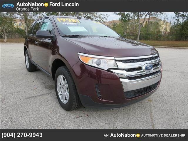 Ford edge for sale in jacksonville florida