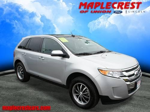 2012 ford edge crossover awd sel for sale in vauxhall new jersey classified. Black Bedroom Furniture Sets. Home Design Ideas