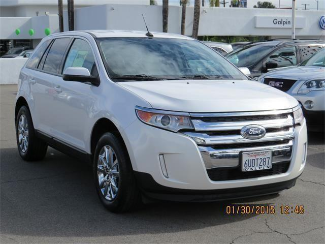 2012 ford edge sel 4d utility sel for sale in northridge california classified. Black Bedroom Furniture Sets. Home Design Ideas