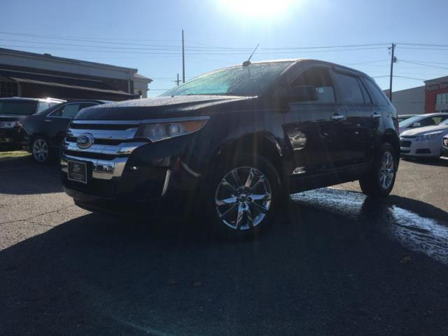 2012 Ford Edge SEL AWD SEL 4dr Crossover