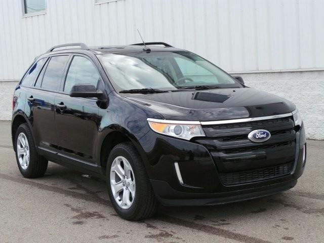 2012 Ford Edge SEL AWD SEL 4dr SUV
